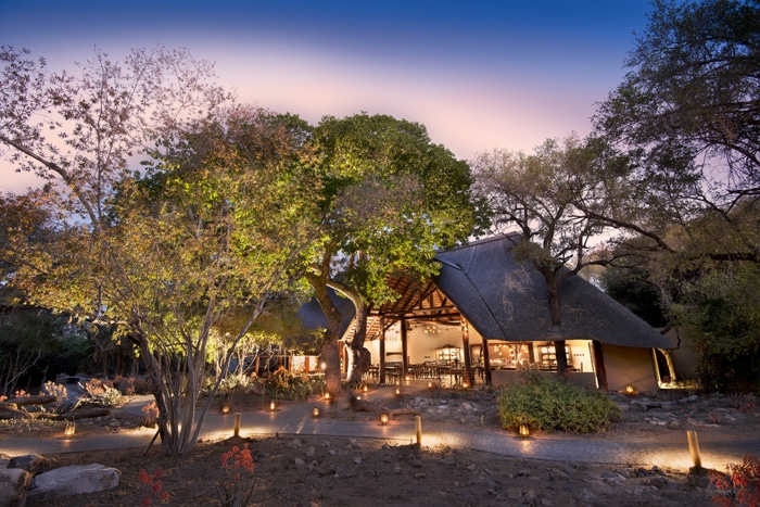 andBeyond Ngala Safari Lodge Guest Areas