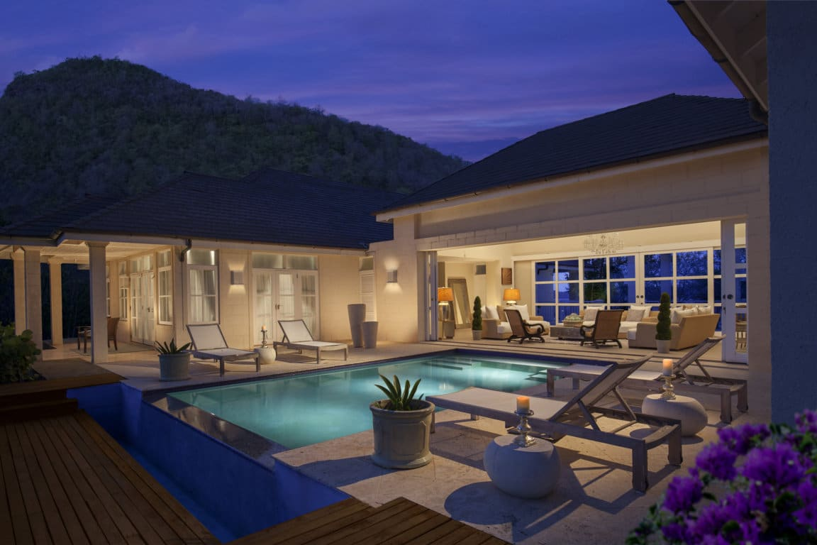 LimingBequia Five Bedroom Villa Pool SLH Collection