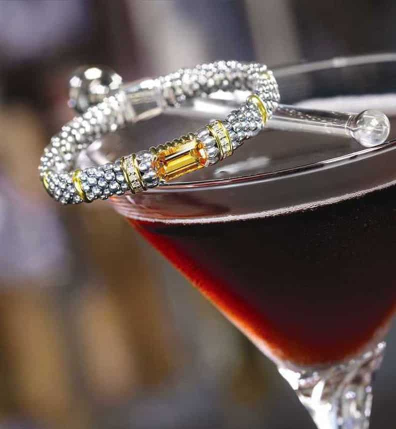 Capital Grill High Roller Martini