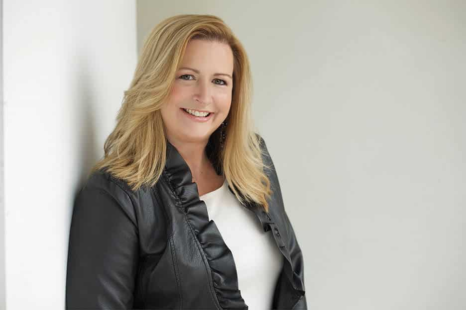 Stacy Brotemarkle, VP and Interior Designer for Bella Custom Homes