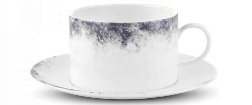 Vera Wang Pointilliste Cup & Saucer by Wedgwood