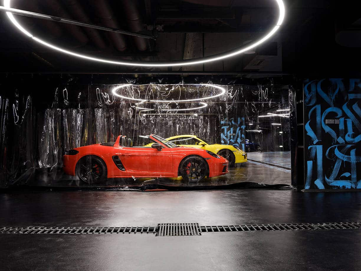 State-of-the-Art Black Star Car Wash, Moscow