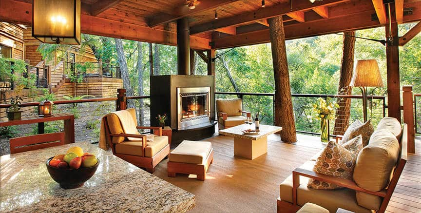 Calistoga Ranch Auberge Resorts Collection is one of the 50 Best Hotels in the United States
