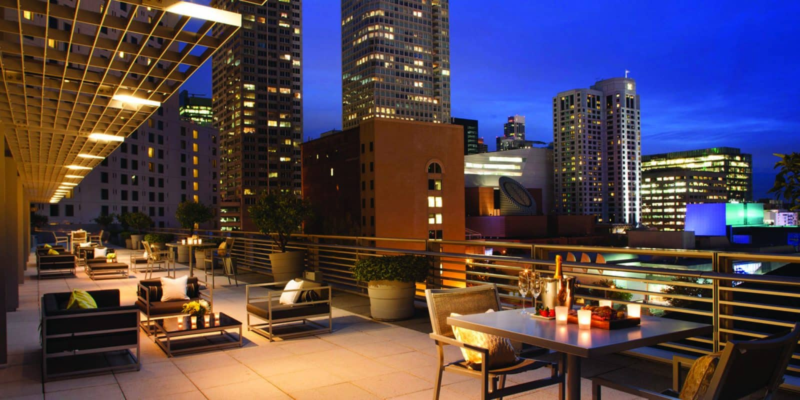 Four Seasons Hotel San Francisco, CA is one of the 50 Best Hotels in the United States
