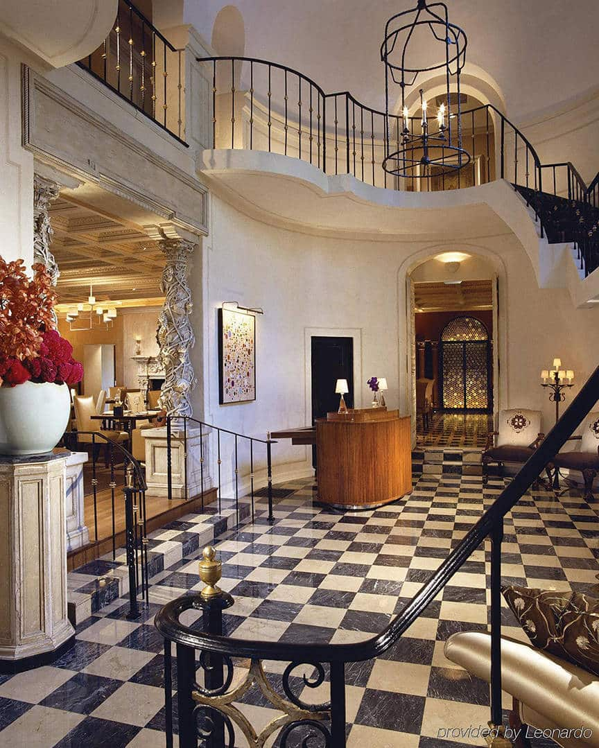 Rosewood Mansion on Turtle Creek, Dallas, TX is one of the 50 Best Hotels in the United States