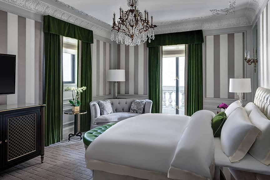 St. Regis hotel, New York is one of the 50 Best Hotels in the United States