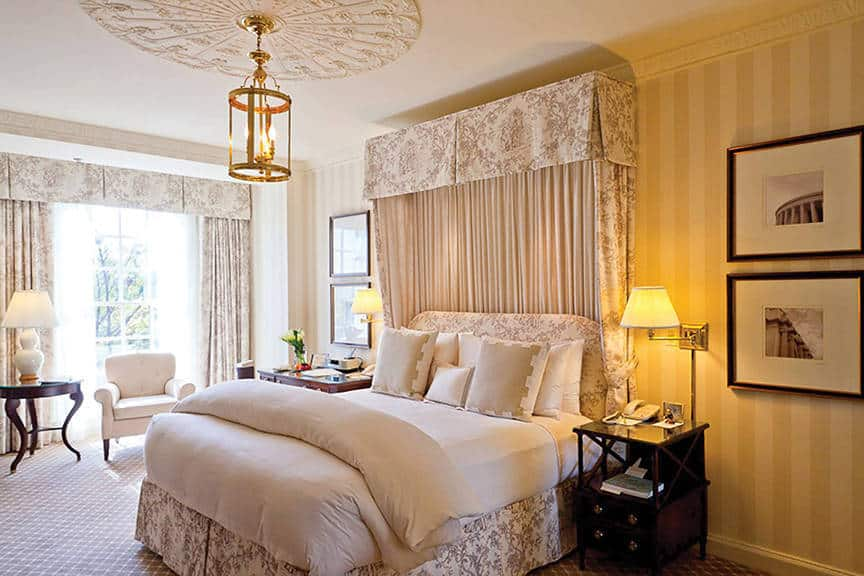 The Hay Adams Washington DC is one of the 50 Best Hotels in the United States