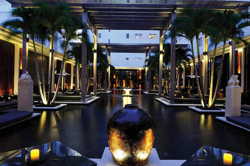 The Setai, Miami Beach is one of the 50 Best Hotels in the United States
