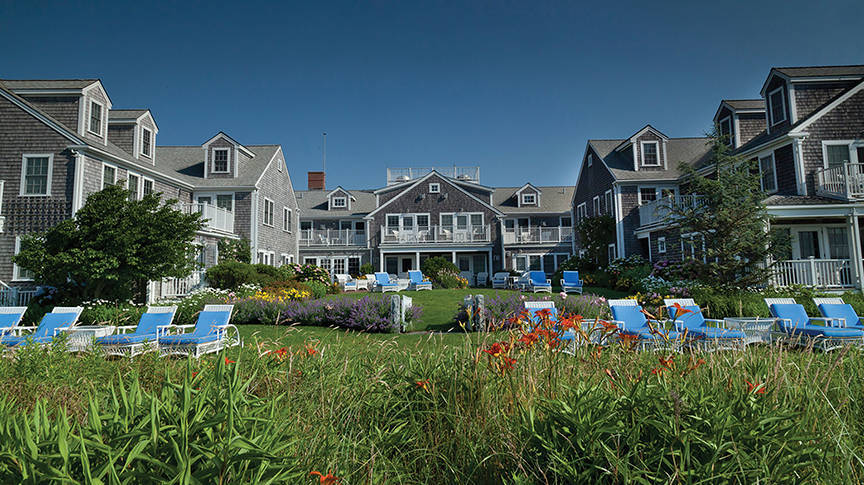 White Elephant Nantucket is one of the 50 Best Hotels in the United States