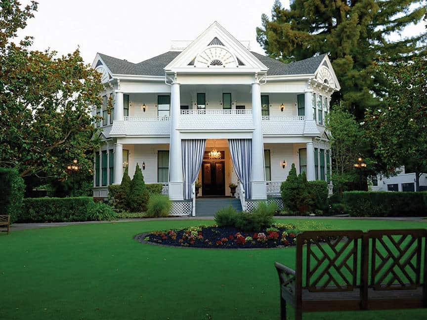 White House Inn & Spa, Nantucket, MA is one of the 50 Best Hotels in the United States