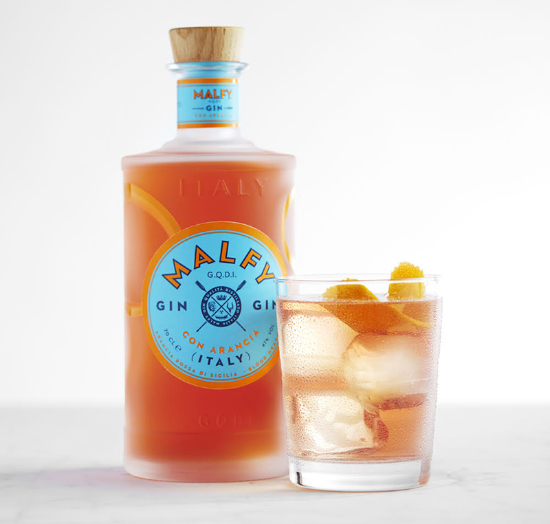 Malfy Gin cocktail