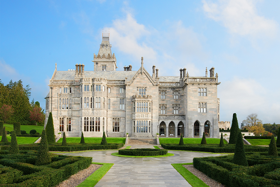 Adare Manor Ireland is considered one of the lavish hotels for Solo Travel