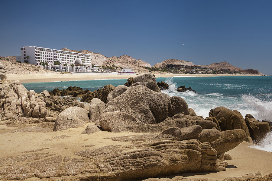 Marquis Los Cabos Resort & Spa is considered one of the lavish hotels for Solo Travel
