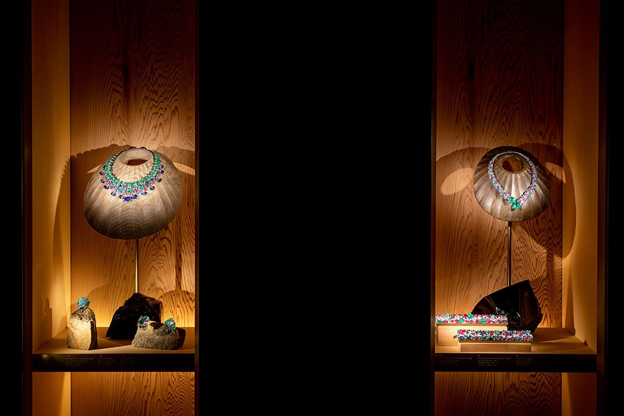 Cartier's Crystallization of Time, Tokyo Exhibition