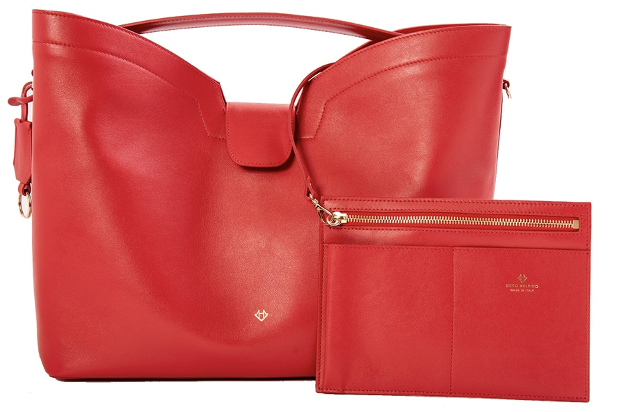 Hugo Volpino Isabella Tote, best Christmas perfect for her