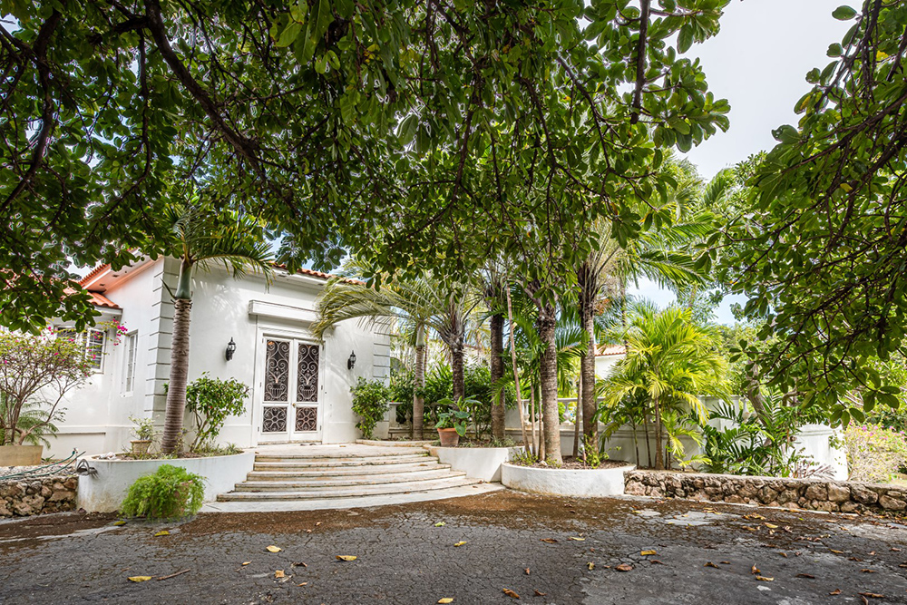Prince Edward, Duke of Windsor home in the Bahamas