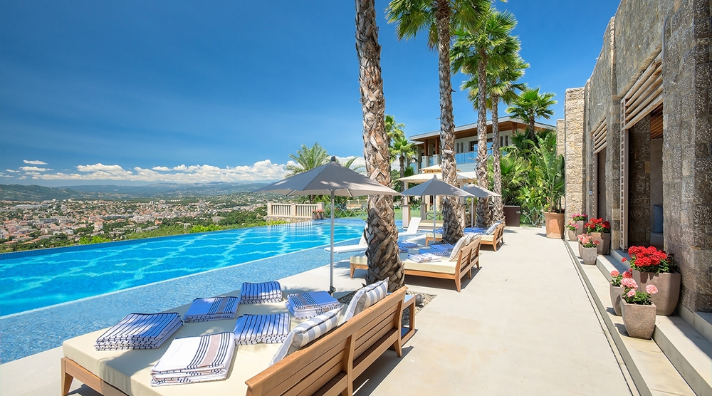 Alang Alang Chateau, Cannes, France