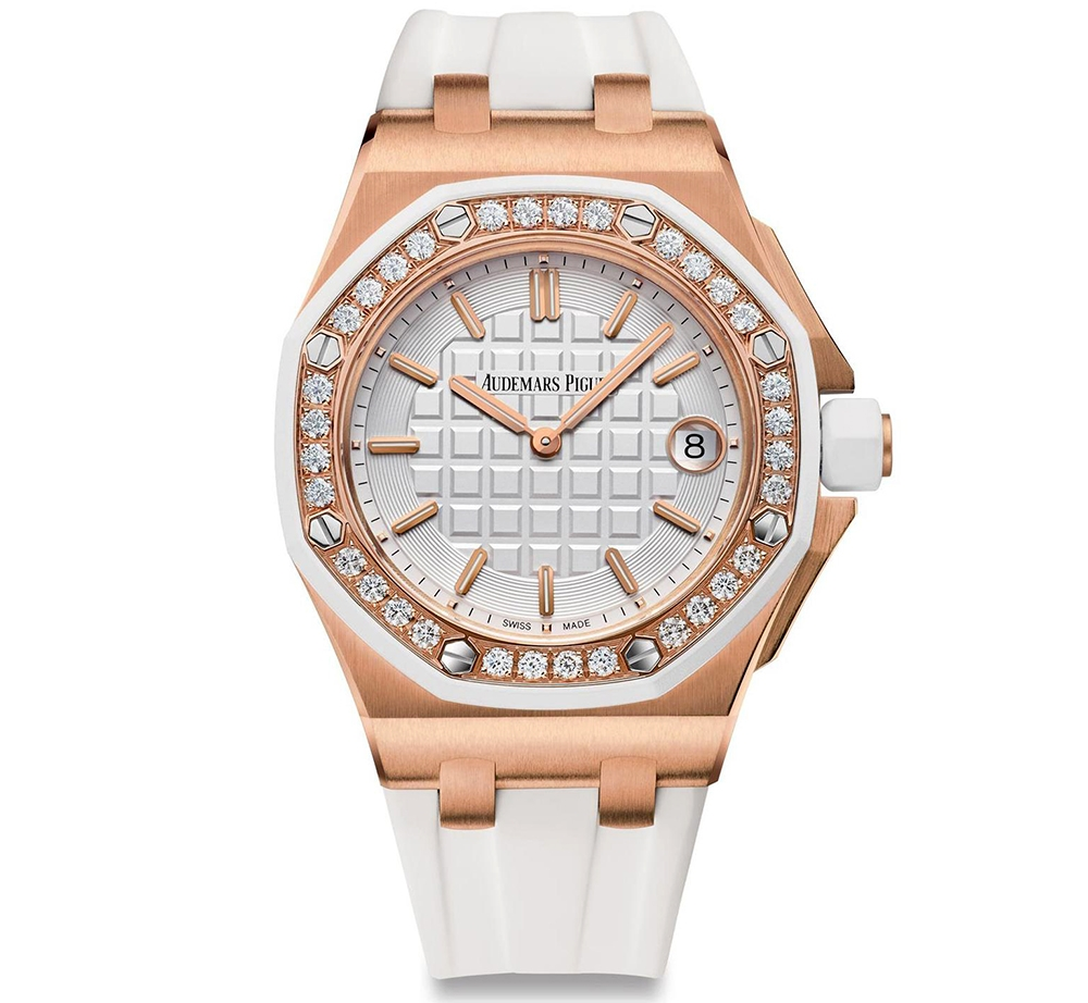 Audemars Piguet Royal Oak Quartz for women