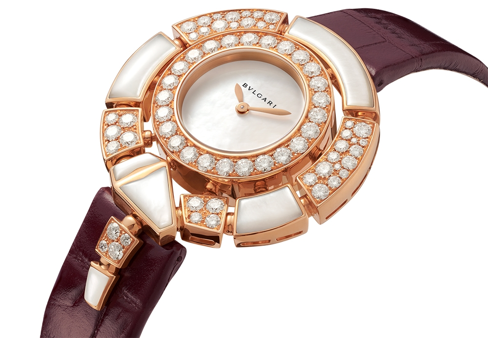 Bulgari Serpenti Incantati watch for women