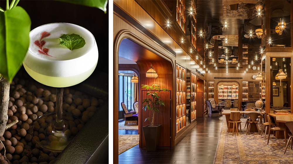 The Cougar Paw by Six Senses Maxwell, Singapore
