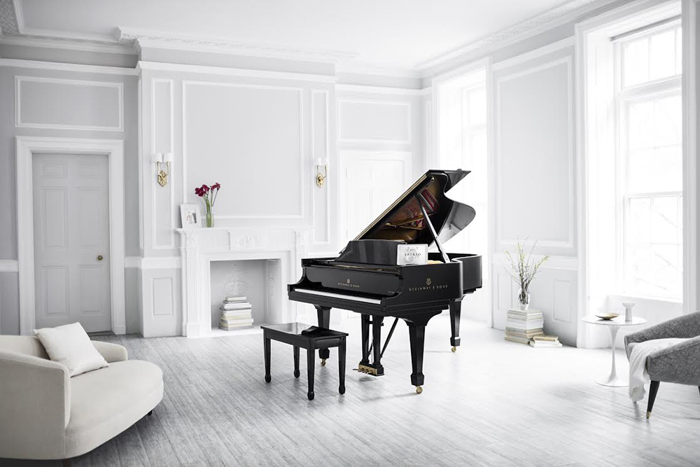 SPIRIO from Steinway & Sons, a self-playing piano