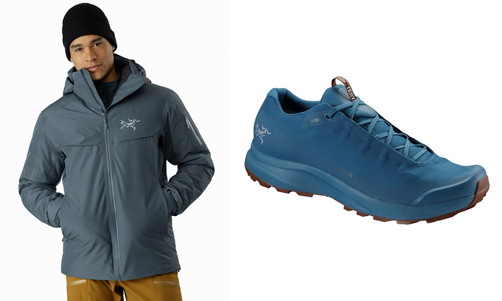 Arc'teryx, a perfect Father's Day Gift