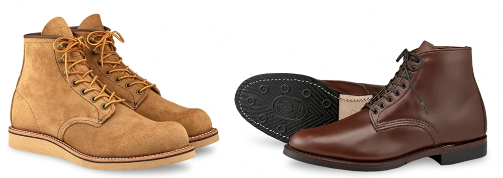 red wing shoes, a perfect gift for Father's Day