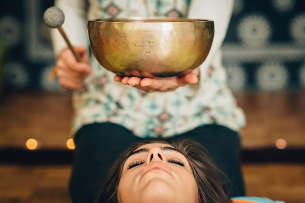 Holistic healing therapies manage stress