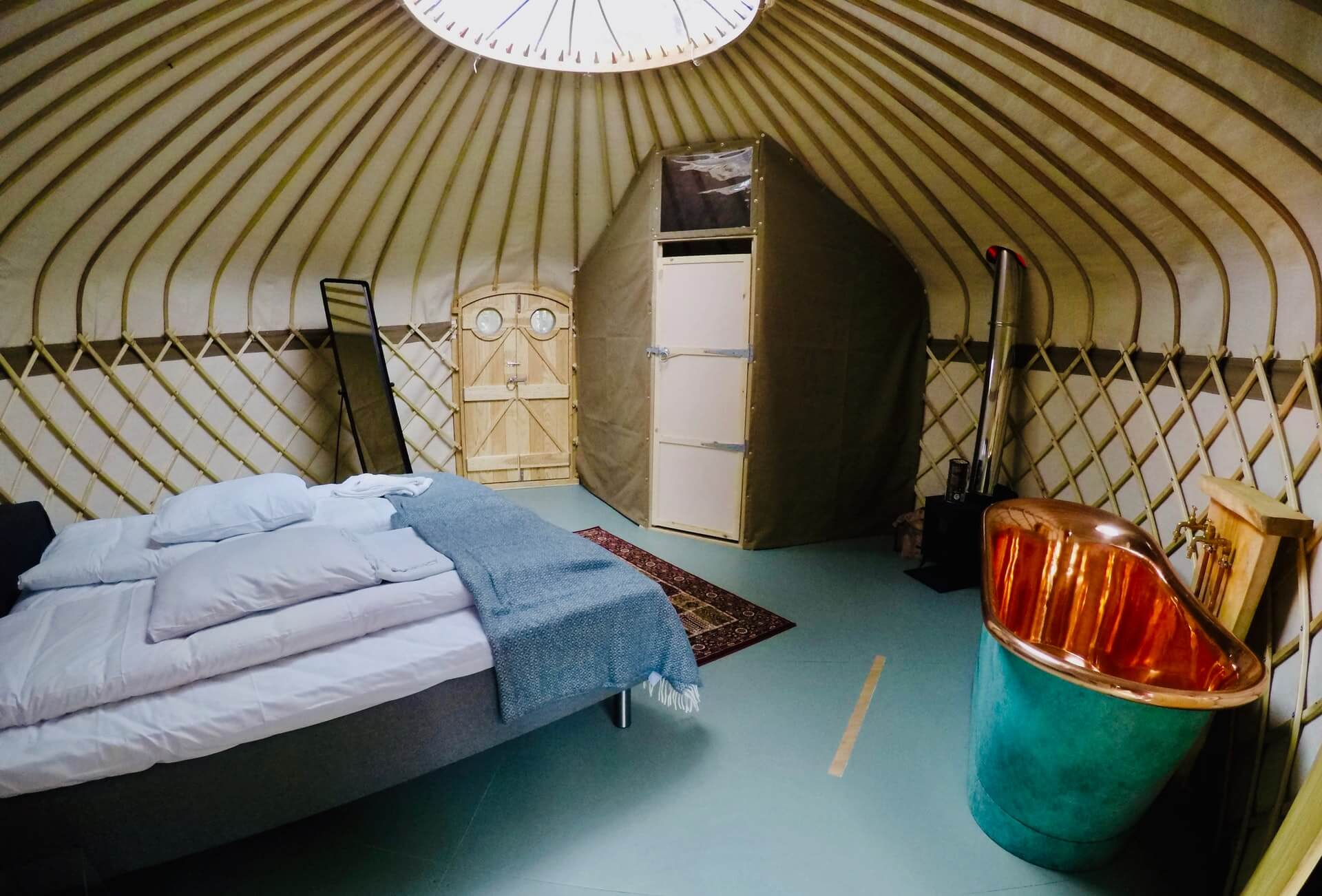 Carefully Choose Your glamping Accommodation