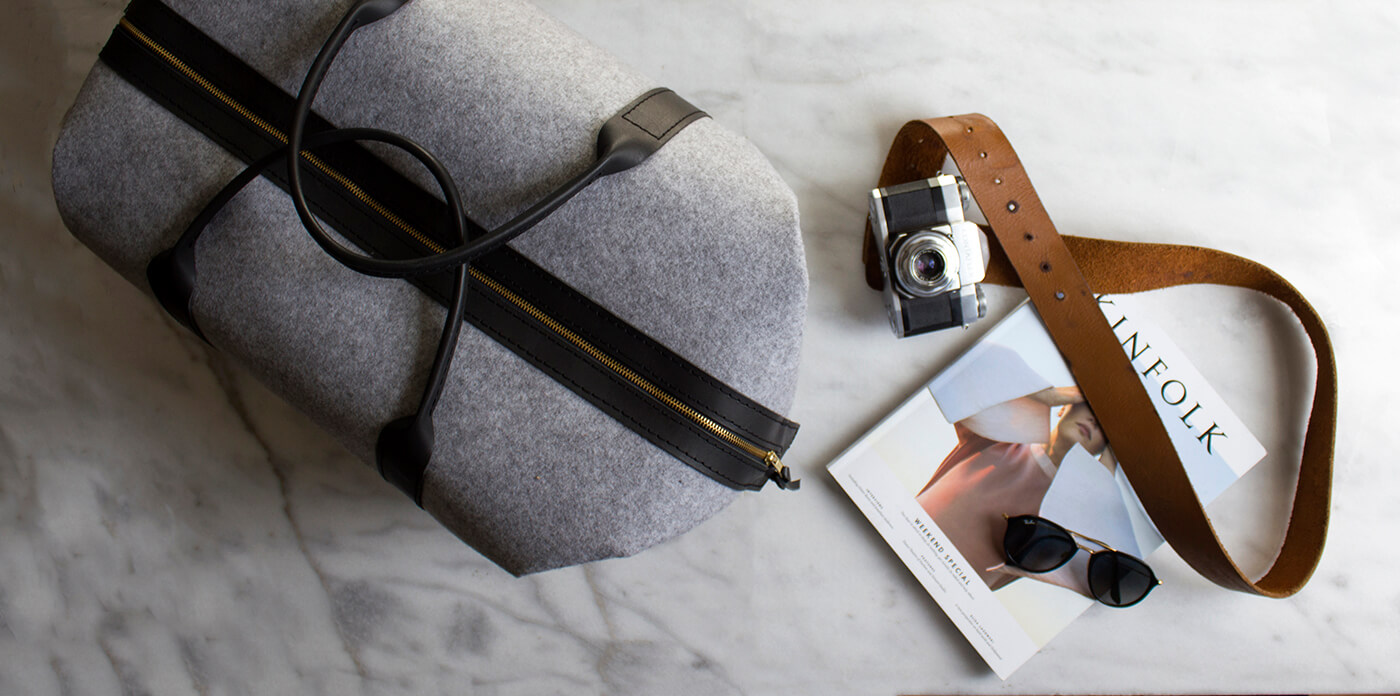 For A Stylish Weekend Away - Weekender Bag gift