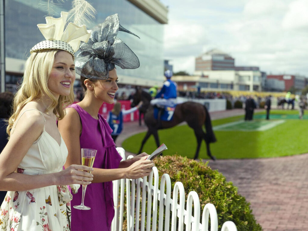 Melbourne Cup is one of Victorias most exclusive luxury experiences