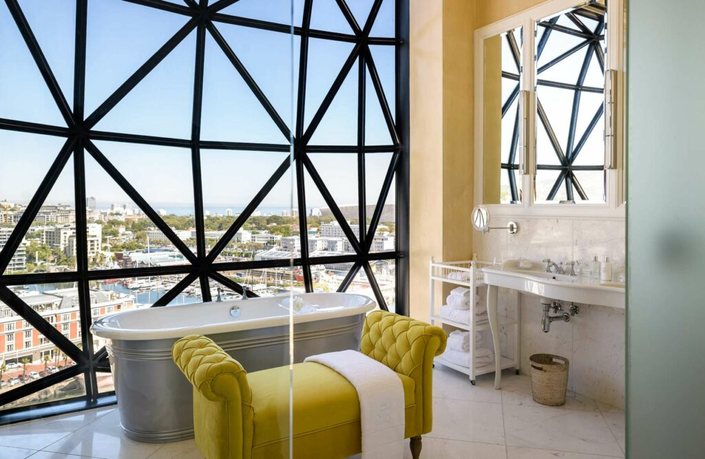 The Silo Hotel South Africa accommodations