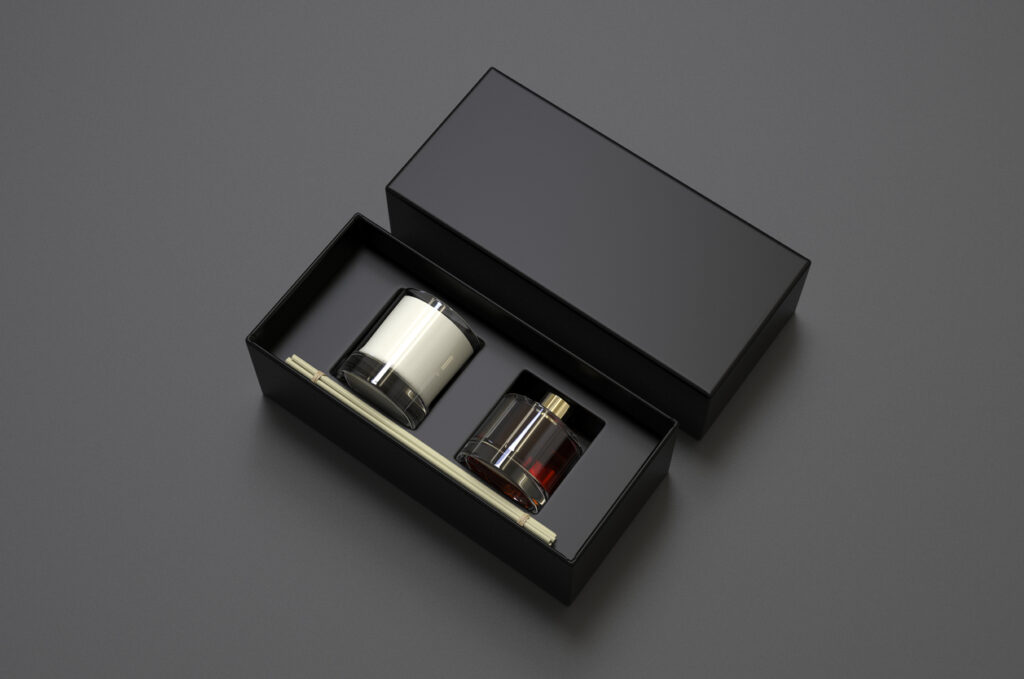 aromatic candles gift