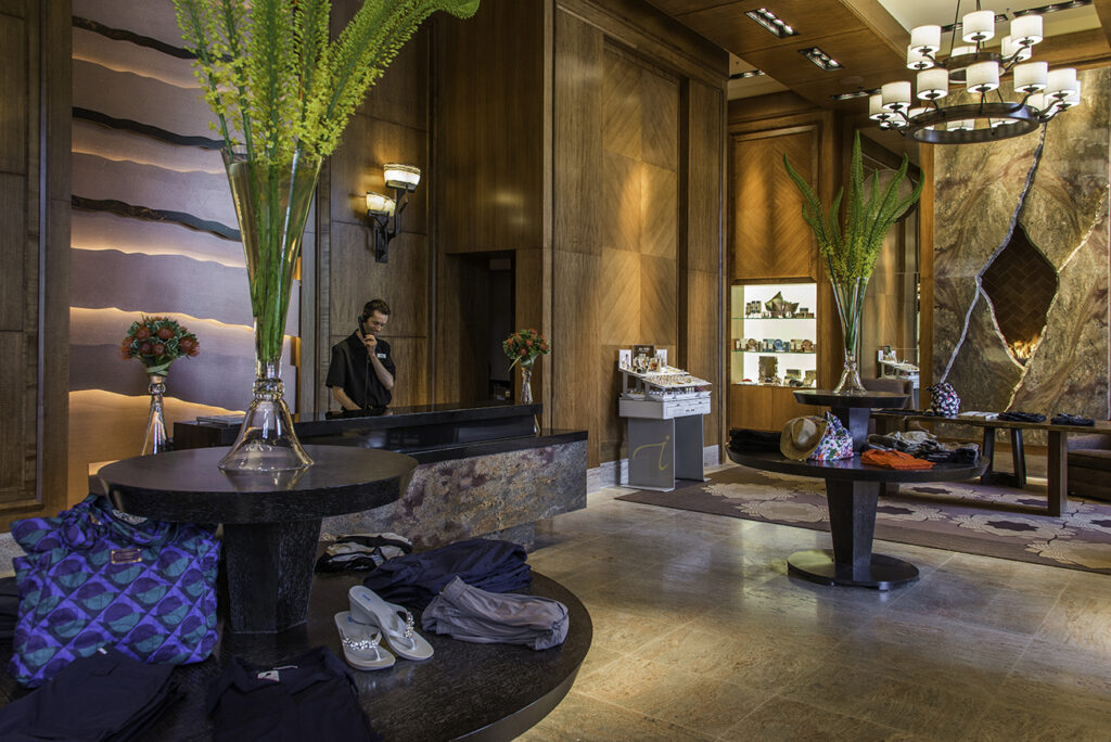 The Spa at Sun Valley Lodge