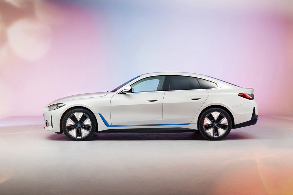BMW Gran Coupe i4