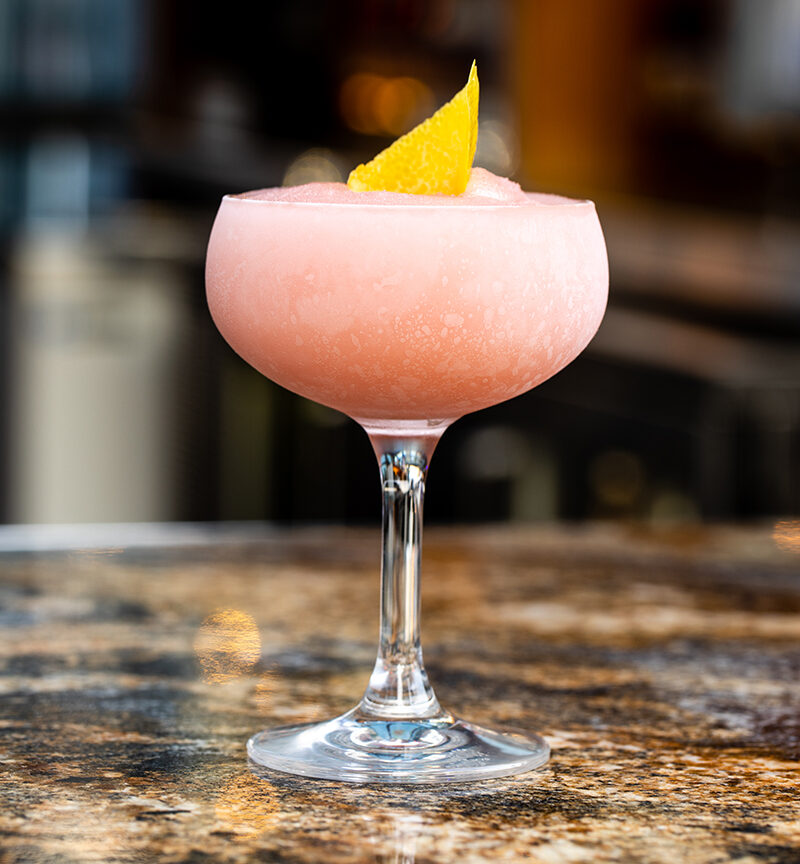 Frosé All Day cocktail