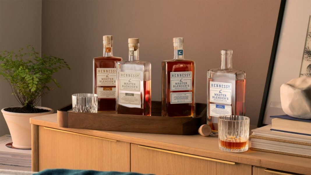 Hennessy Master Blenders Selection Collection