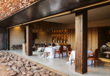 Klein JAN Restaurant, South Africa