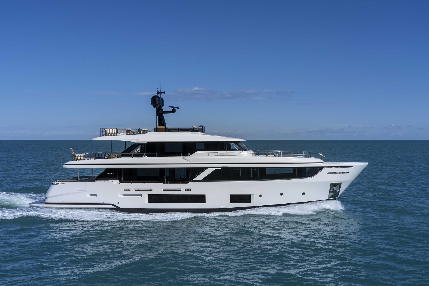 "Navetta 30, Celebrating Three Paradigms of ""Made in Italy"" Excellence"