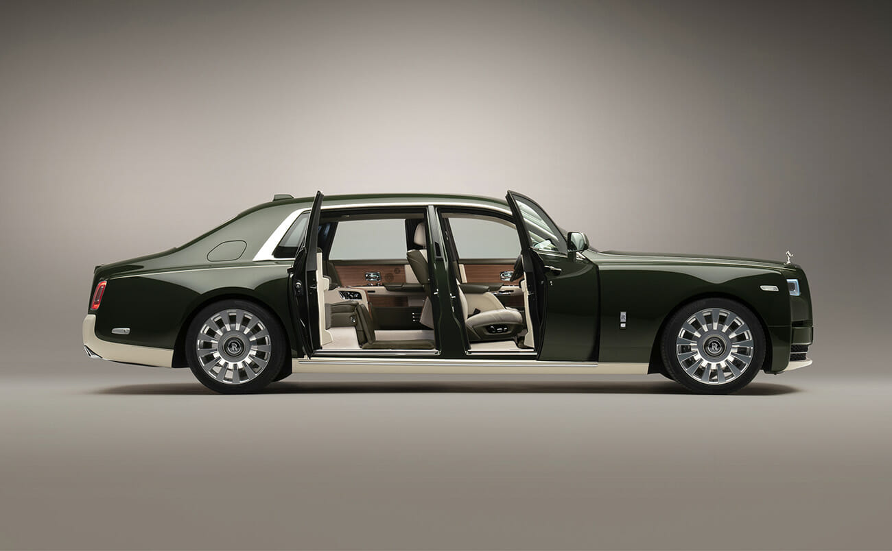 Phantom Oribe: A Magnificent Collaboration of Rolls Royce with Hermès