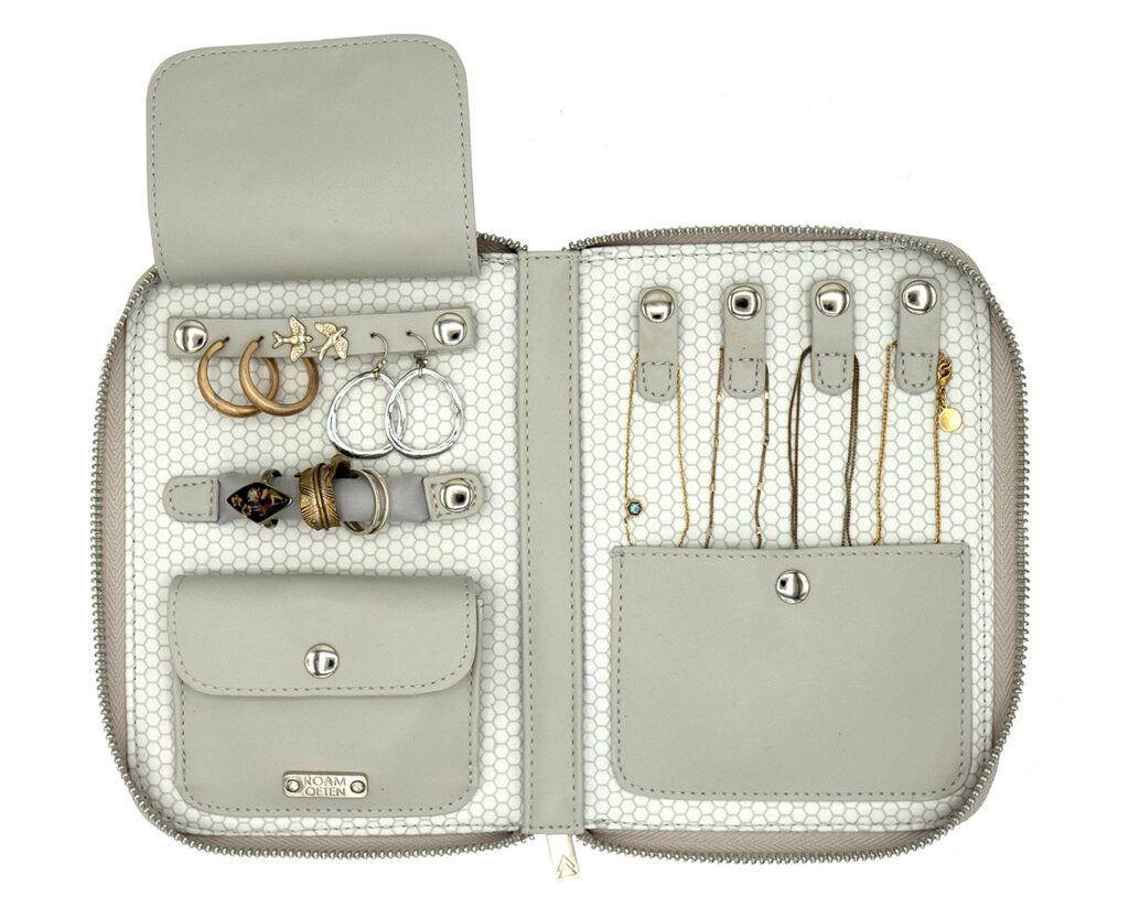 The Wanderer Travel Jewelry Case