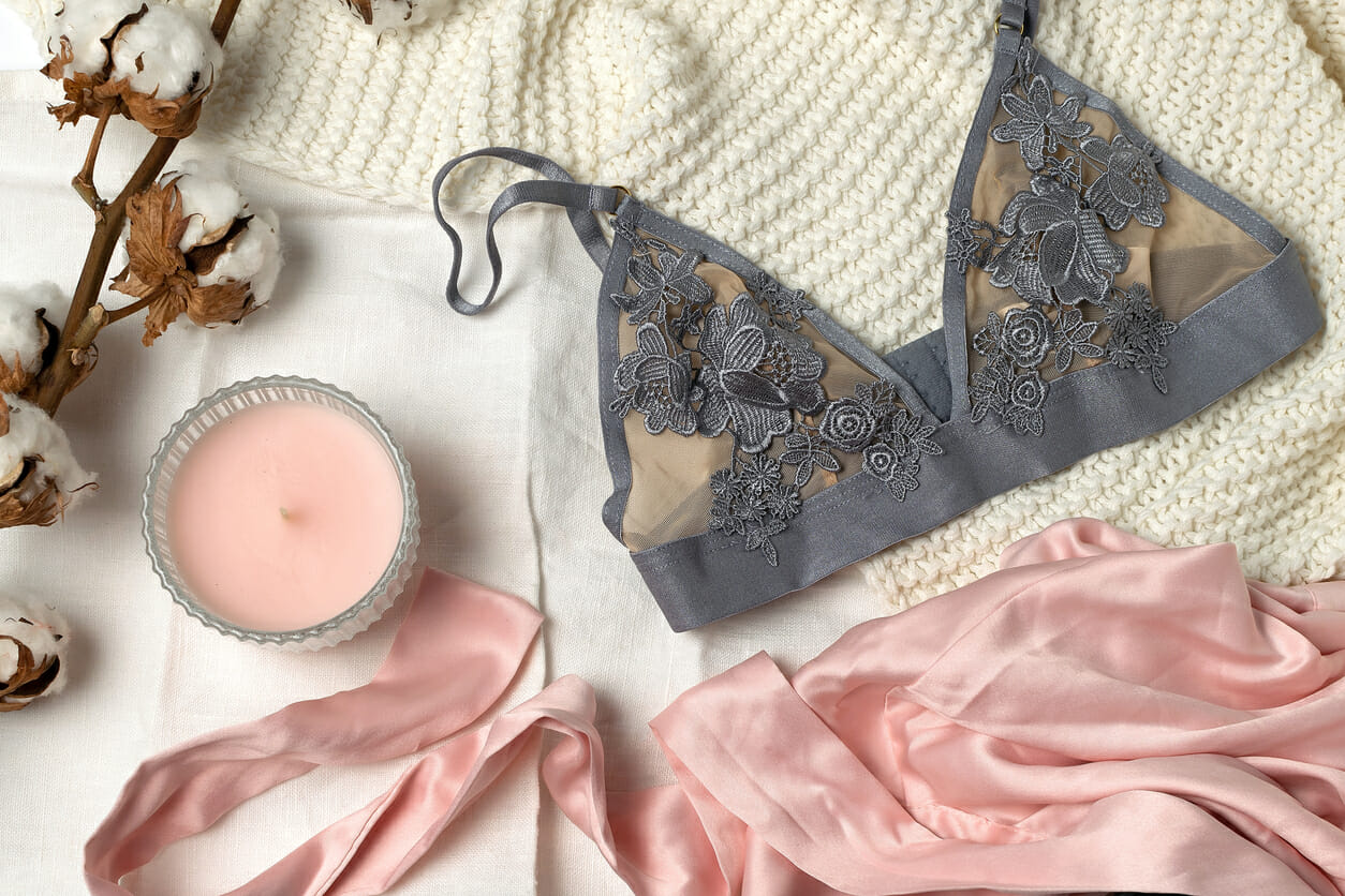 beautiful underwear to wear under your fashionable clothing